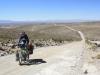 Climbing to Abra Chapoco