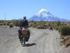 Climbing to Abra de Chachacomani from Macaya
