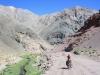 Upvalley to Pircas Negras