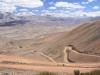The climb to Pircas Negras