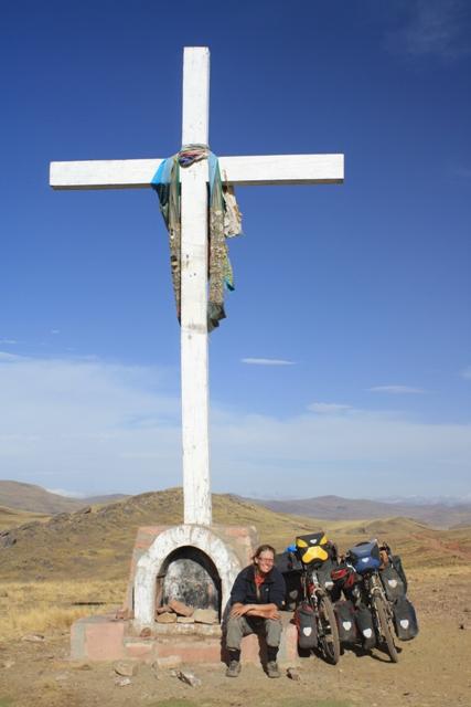 Alto Apachita (4,192m)