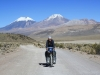 Climbing to Alto Tomarapi