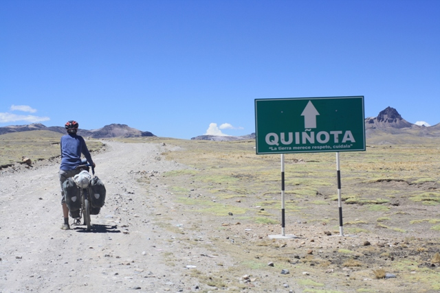 Between Culipampa and Huacullo