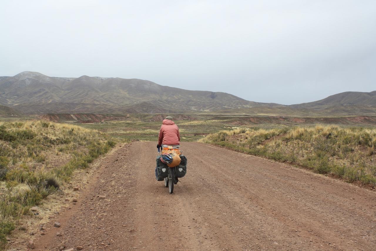 Near Choquecota
