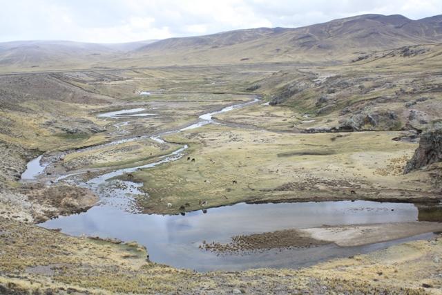 Valley near Cucho Capilla