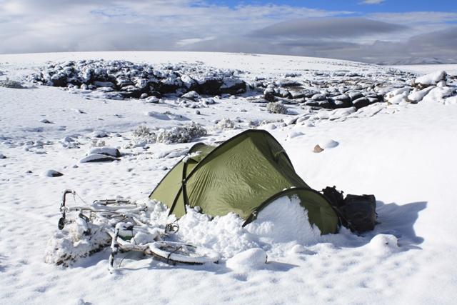Camping near Imata