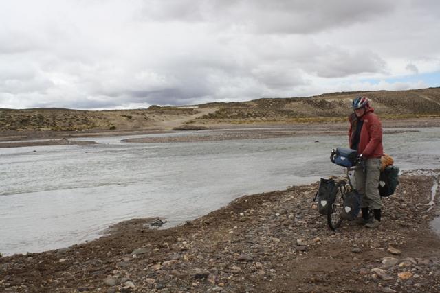 Crossing the Rio Chili