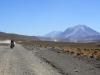 Climbing to Paso Caquella
