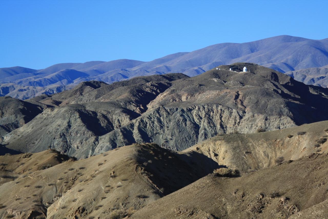 Observatory at PN El Leoncito