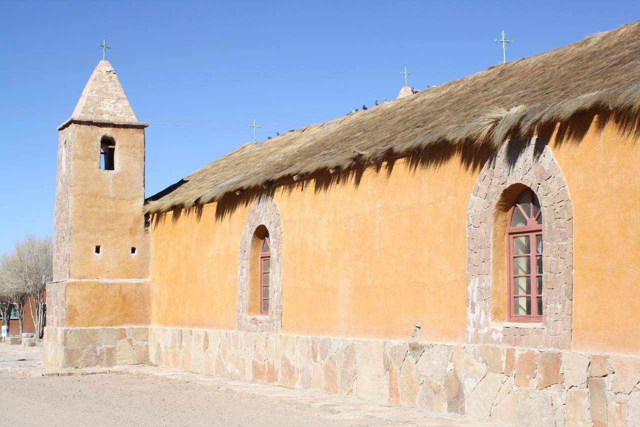 Church in Villa Alota