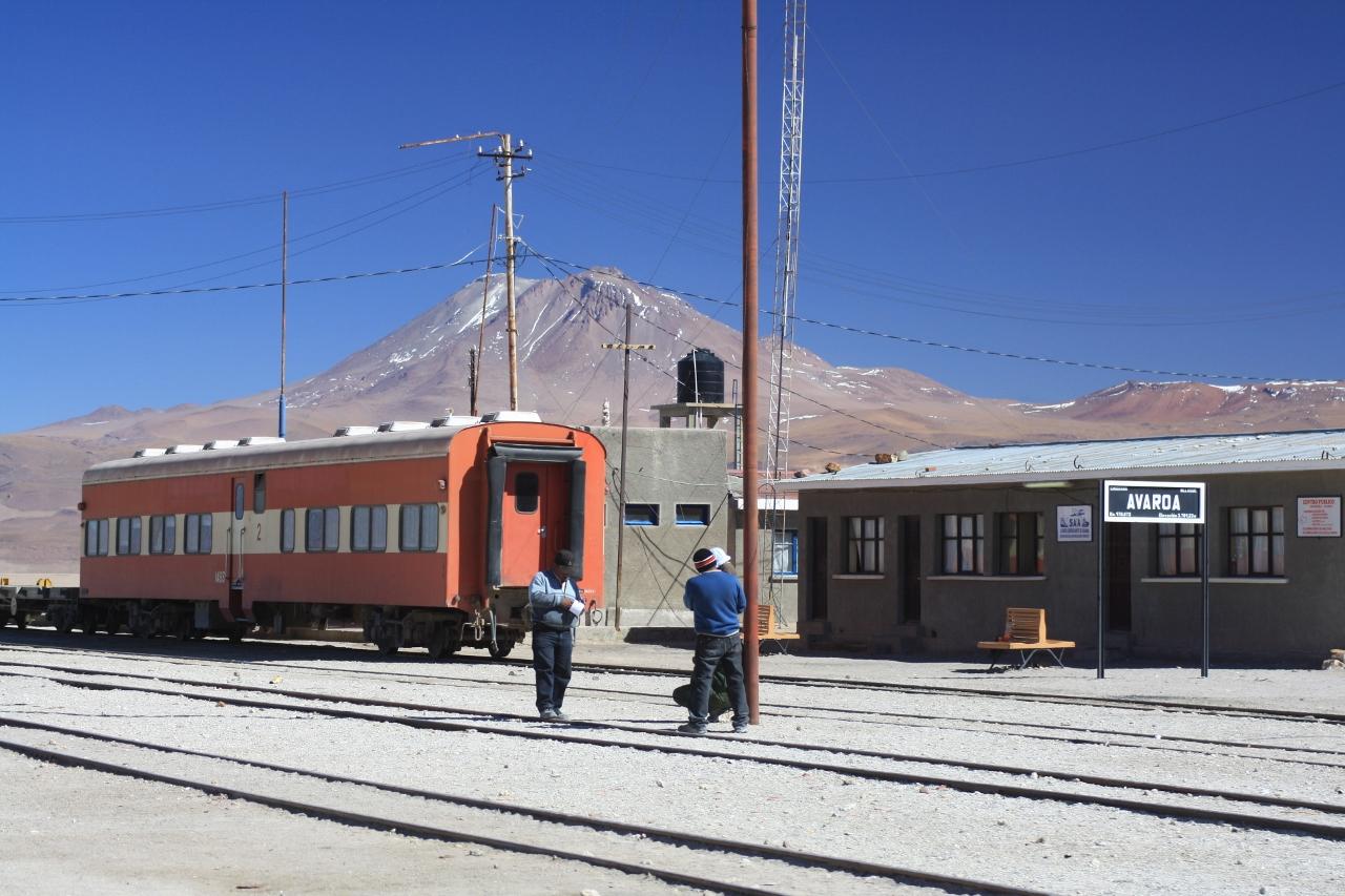 Estacion Avaroa
